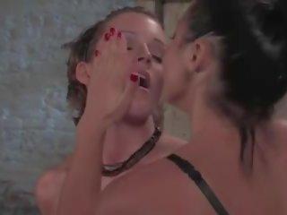 Fett Mädchen Gets Muschi Licked