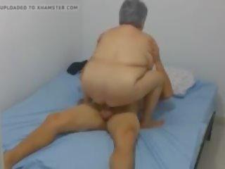 Granny pics fat Extreme bikini